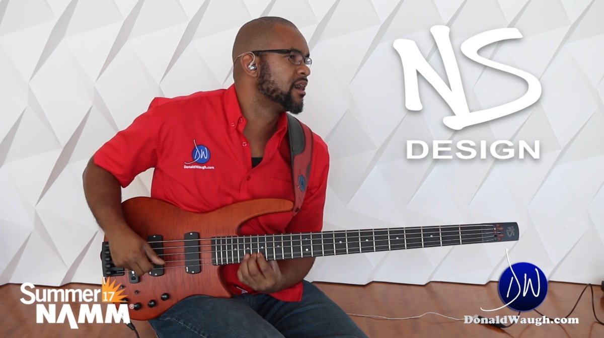 The NS Design CR5 Radius Bass is KILLIN'