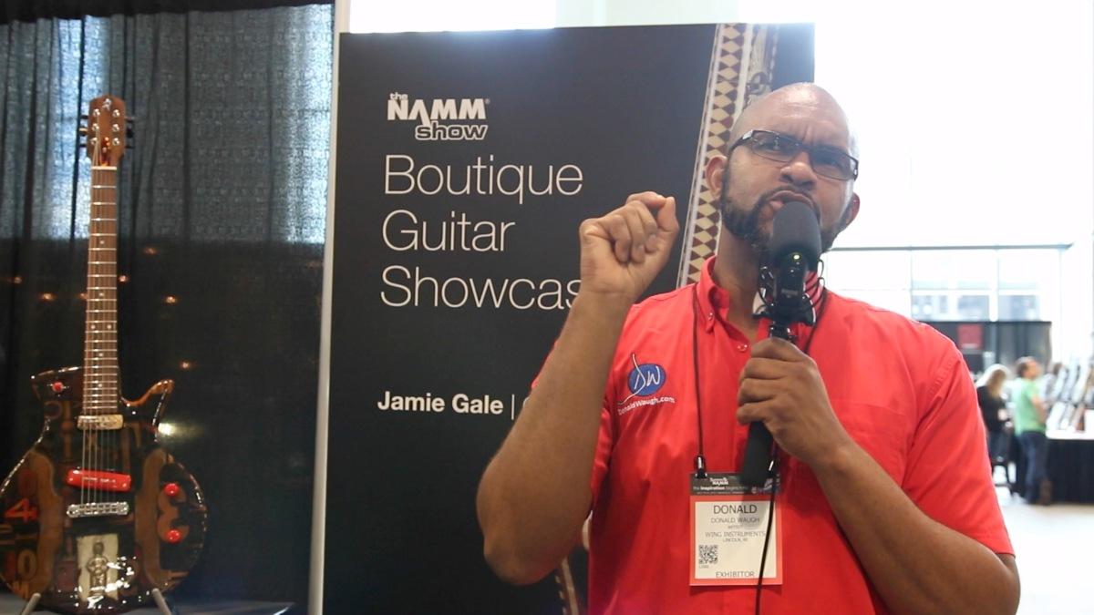 Boutique Guitar Showcase @ SNAMM '17
