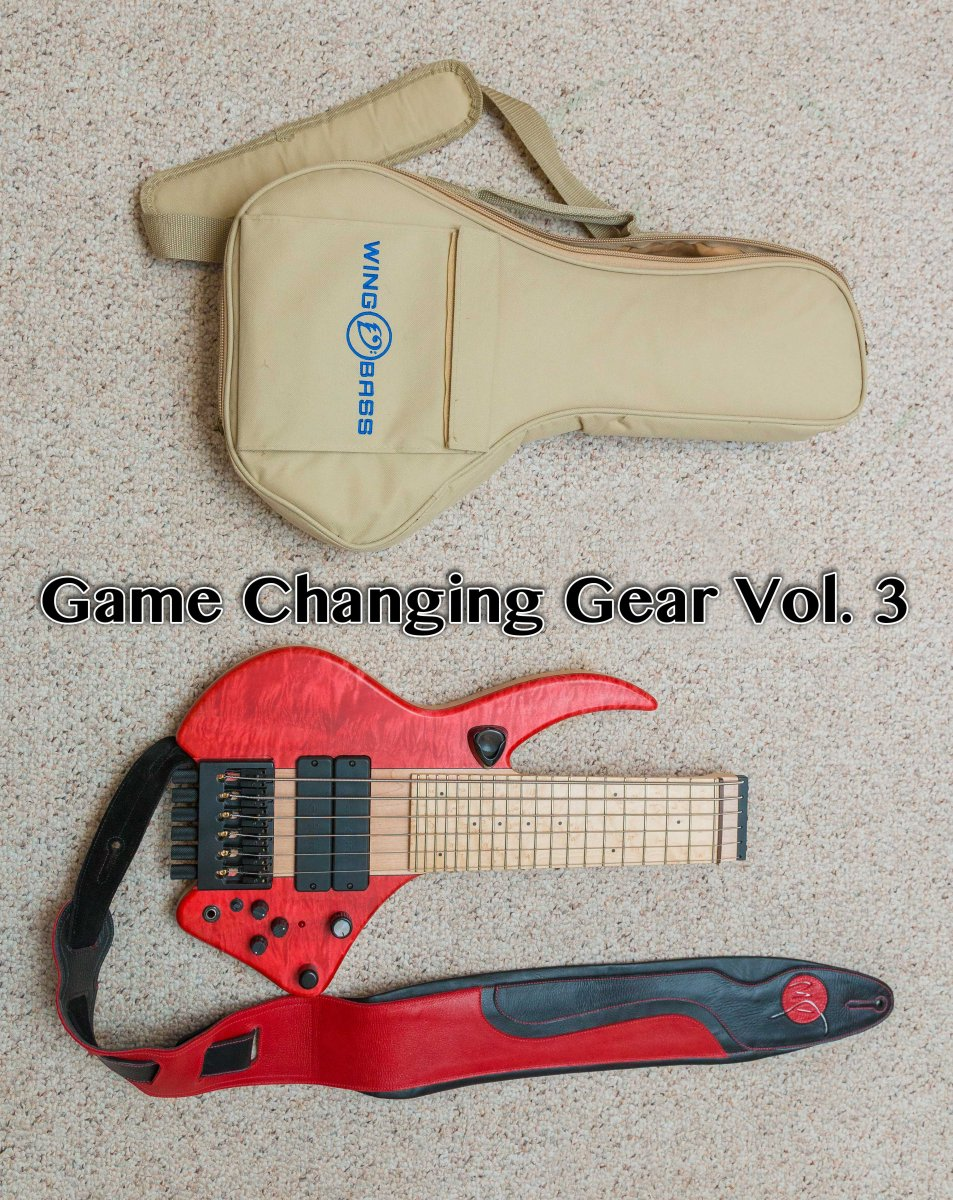 Game Changing Gear Volume 3