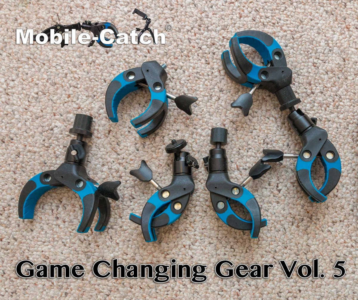 Game Changing Gear Volume 5