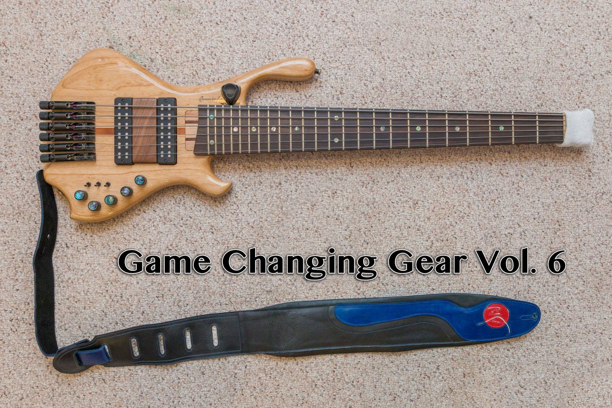 Game Changing Gear Volume 6