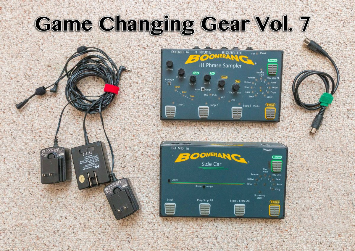 Game Changing Gear Volume 7