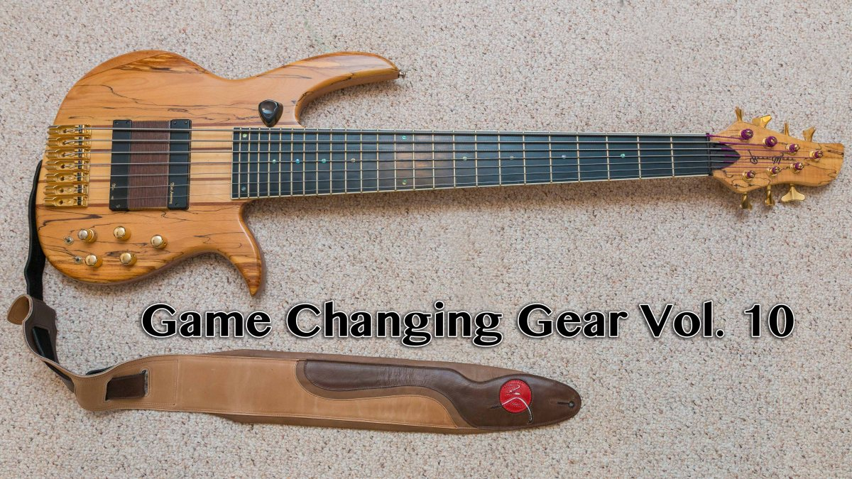 Game Changing Gear Volume 10
