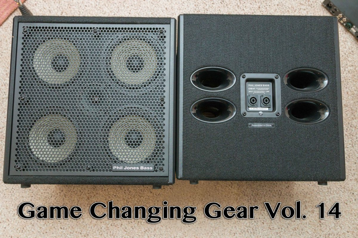 Game Changing Gear Volume 14