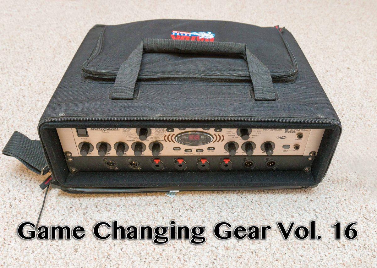 Game Changing Gear Volume 16