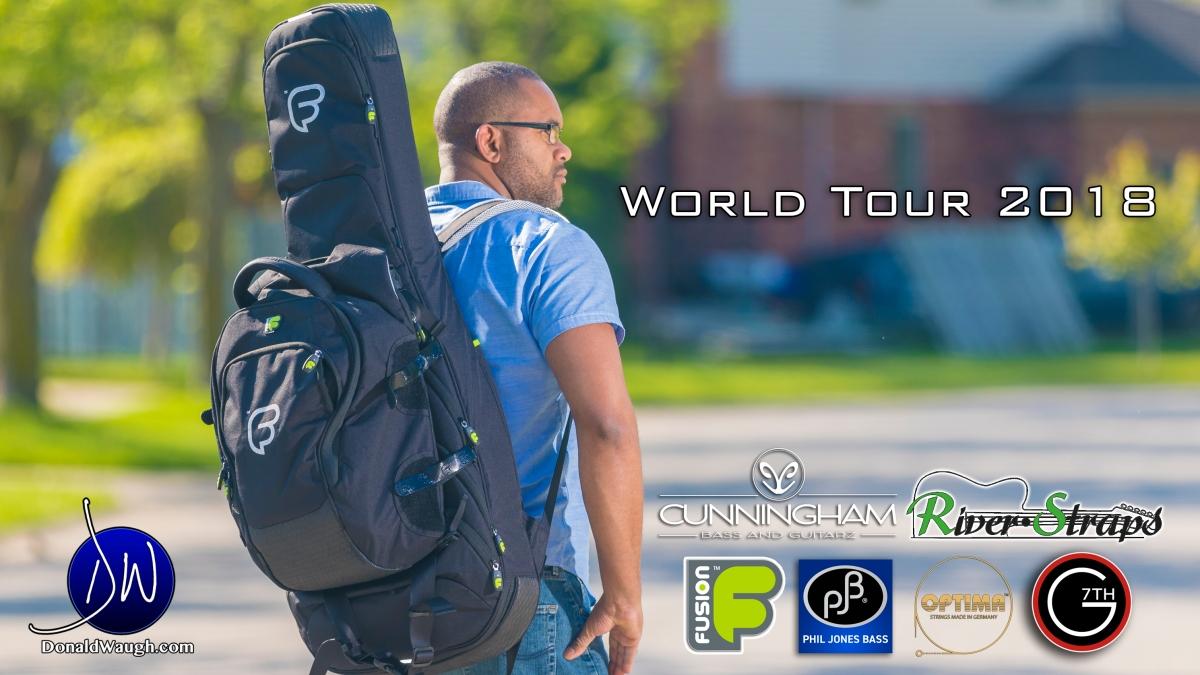 World Tour Dates